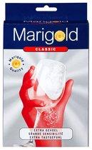 Marigold Huishoudhandschoenen Rubber - rood - maat M