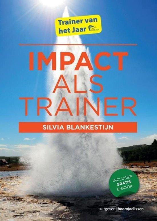 Impact als trainer - Silvia Blankestijn |