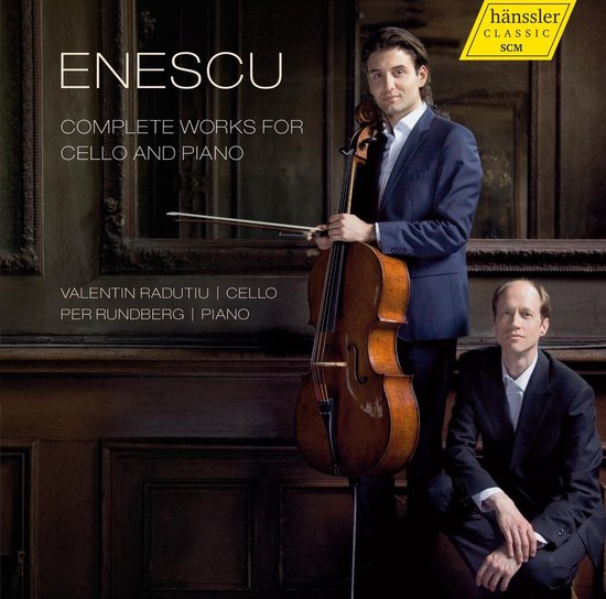 Enescu: Works For Cello & Piano