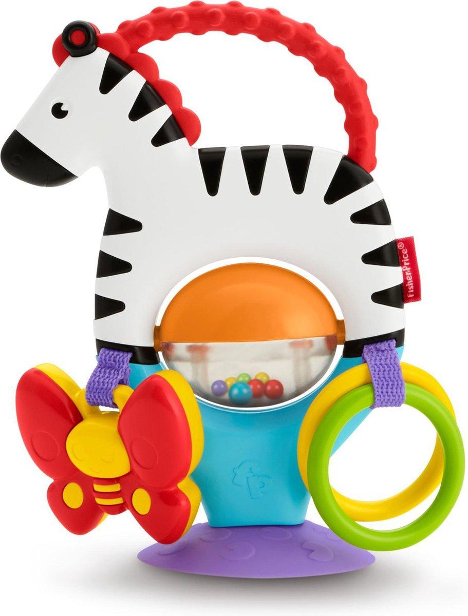 Fisher-Price Activiteiten Zebra - Grijpspeelgoed