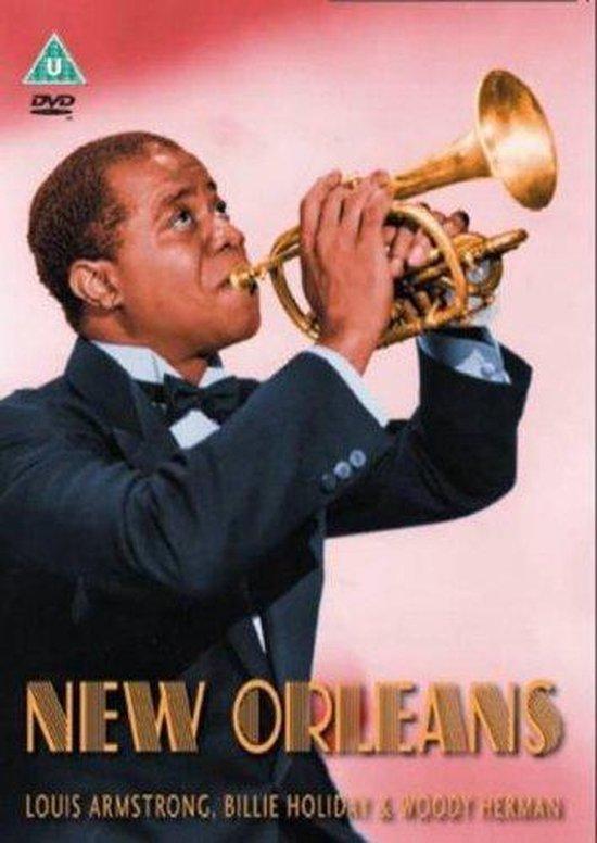 Cover van de film 'New Orleans'