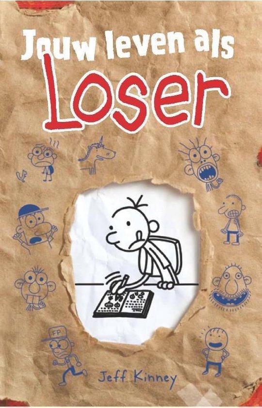 Het leven van een loser - Jouw leven als Loser - Jeff Kinney |