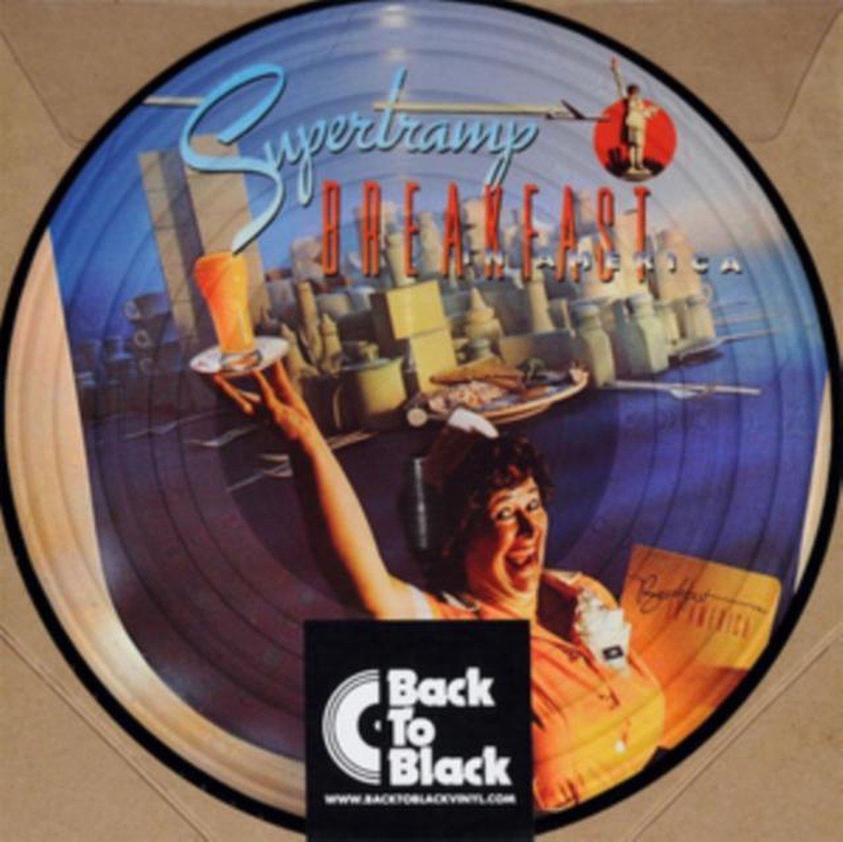 Supertramp - Breakfast In America (LP) - Supertramp