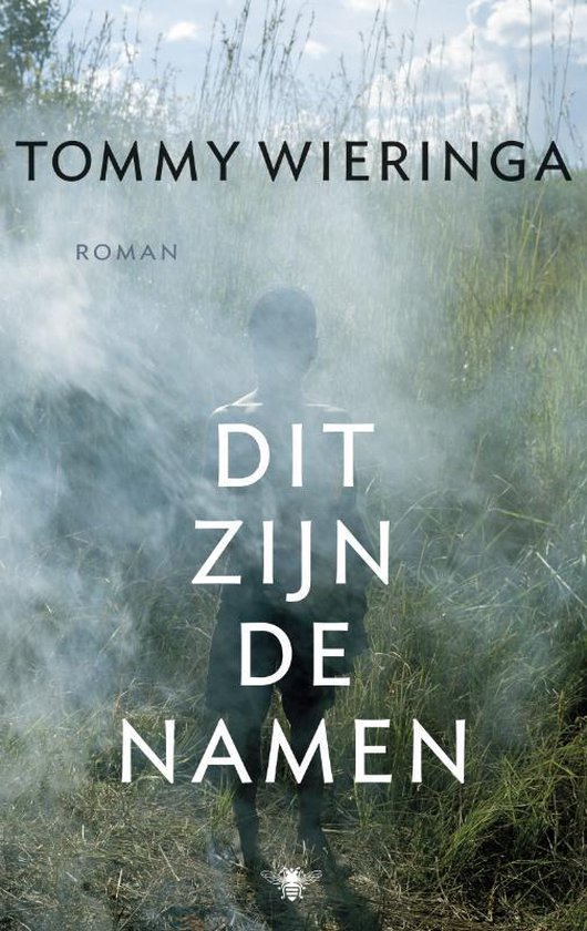 Boek cover Dit zijn de namen van Tommy Wieringa (Paperback)