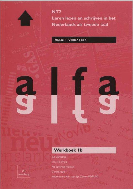 Alfa 1b Werkboek - none |
