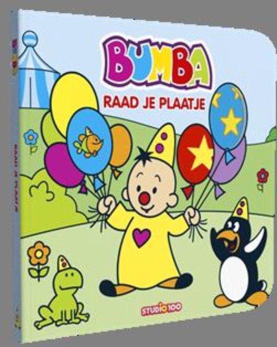Bumba - Raad je plaatje kartonboek - Gert Verhulst |