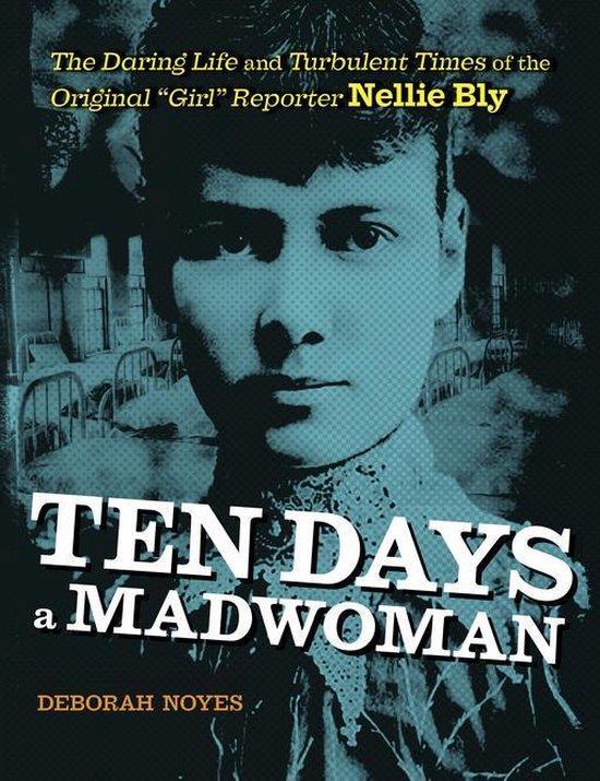 Omslag van Ten Days a Madwoman