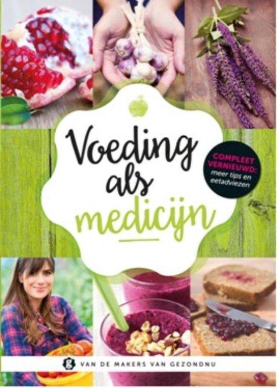 Boek cover Voeding als medicijn van Shirah Ipenburg (Paperback)