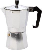 Bo-Camp Espresso Maker - 6-cups - Aluminium