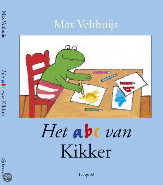 Kikker - Het ABC van Kikker - Max Velthuijs |