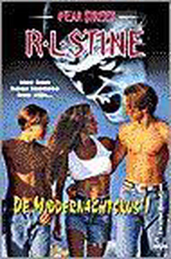De Middernachtkus - R.L. Stine |