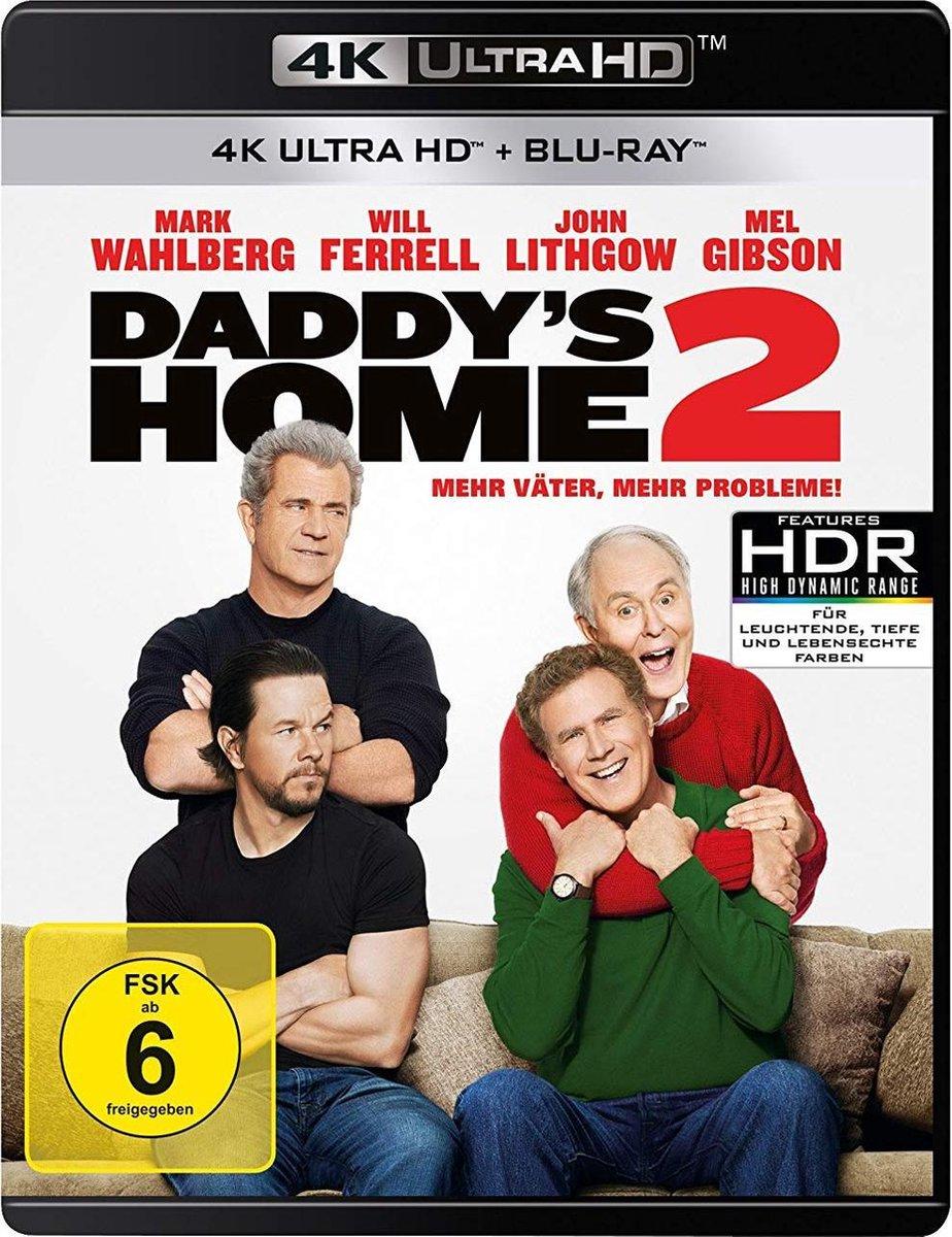 Daddy's Home 2 (Ultra HD Blu-ray & Blu-ray)-