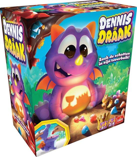 Dennis de Draak - Kinderspel