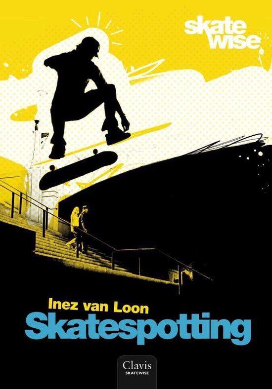Skatespotting 1 - Inez van Loon |