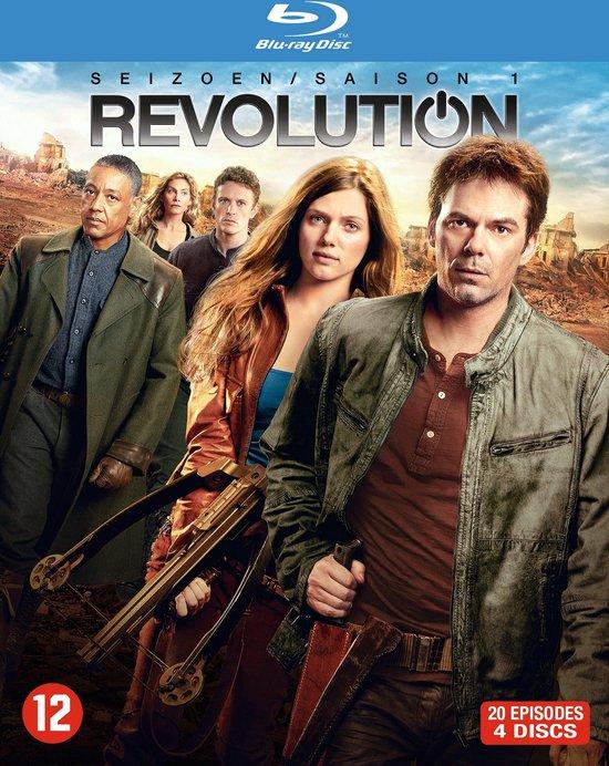 Cover van de film 'Revolution'