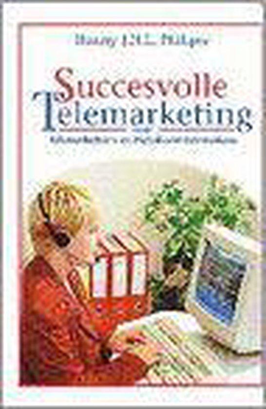 SUCCESVOLLE TELEMARKETING (LEERBOEK + WERKBOEK) - Hanny Philipse |