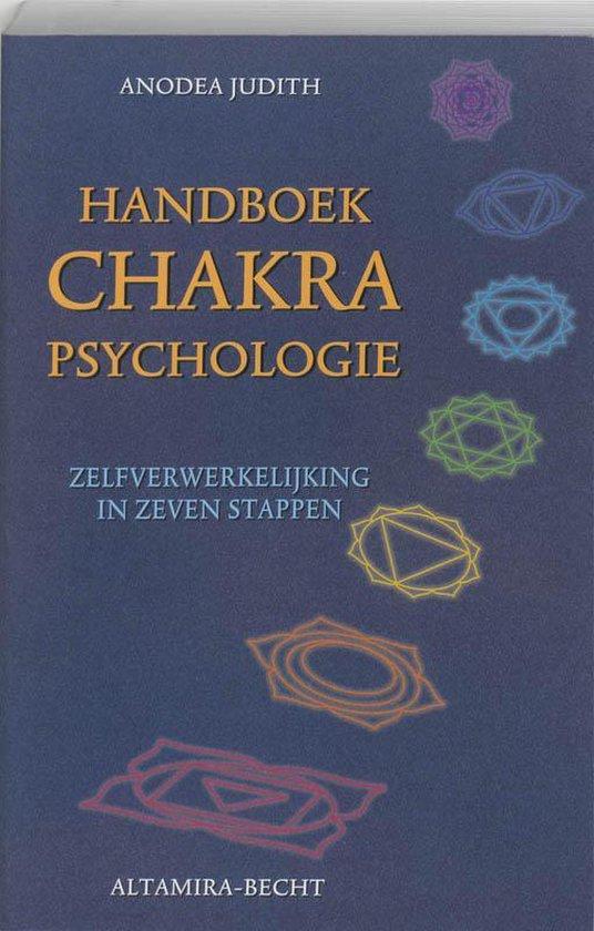 Boek cover Handboek chakrapsychologie - Anodea Judith van Anodea Judith (Onbekend)