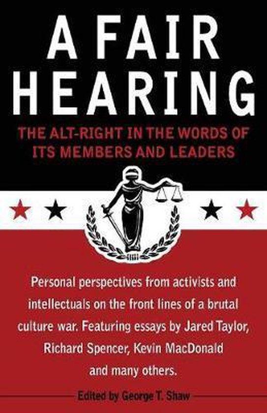 A Fair Hearing