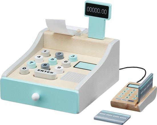 Houten Kassa met pinautomaat Kids Concept