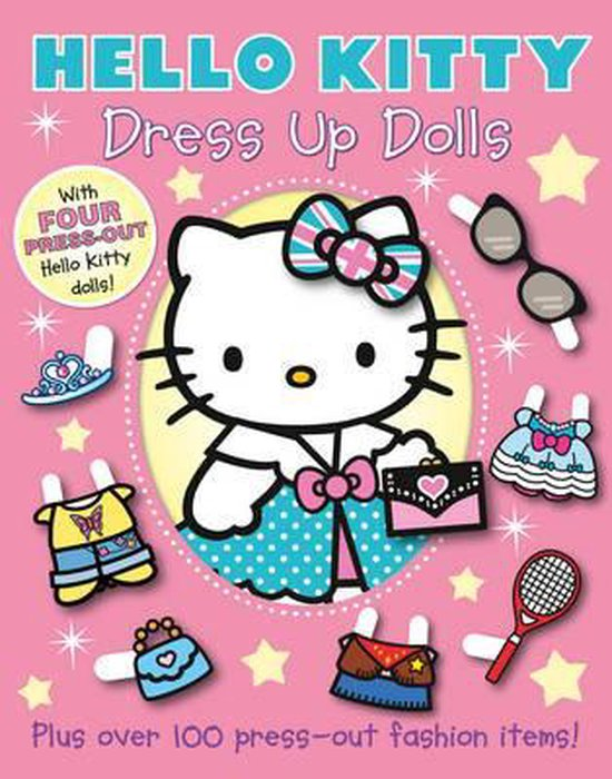 Boek cover Dress Up Dolls van  (Paperback)