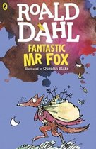 Boek cover Fantastic Mr Fox van Roald Dahl