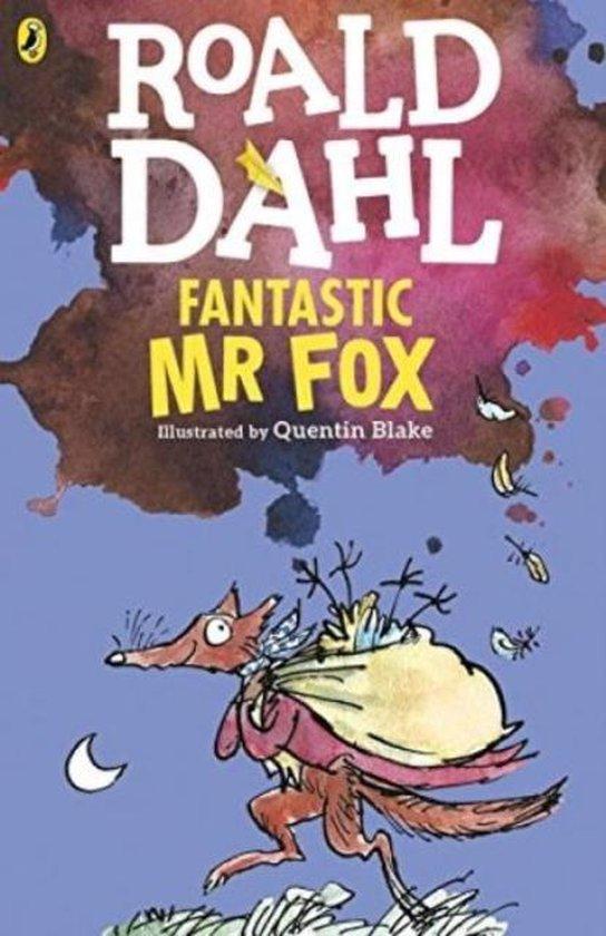 Boek cover Fantastic Mr Fox van Roald Dahl (Paperback)