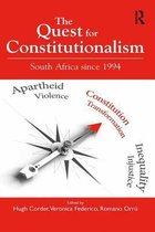The Quest for Constitutionalism