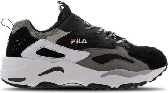 bol.com | Fila Ray Tracer Dames Sneakers - Black - Maat 42