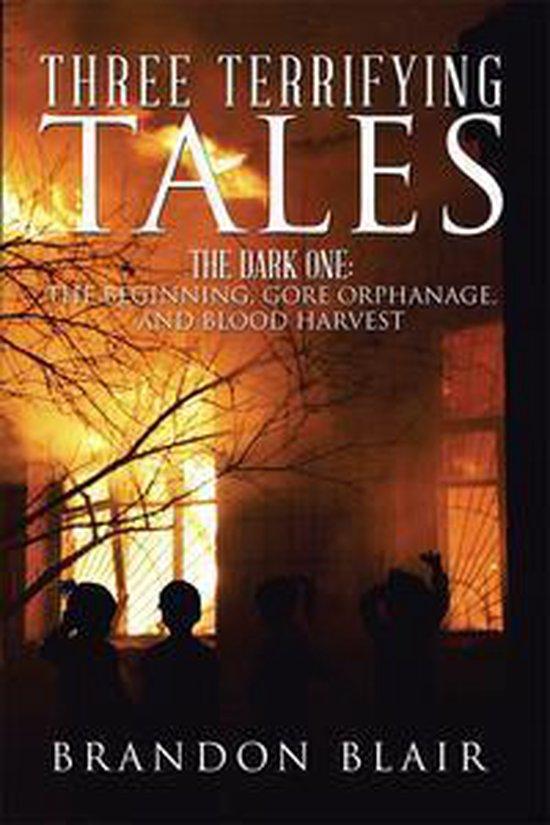 Omslag van Three Terrifying Tales