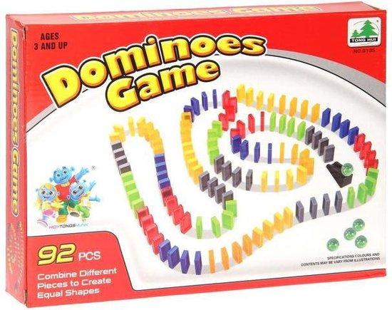 Afbeelding van het spel Domino Stenen voor Kinderen 92-delig