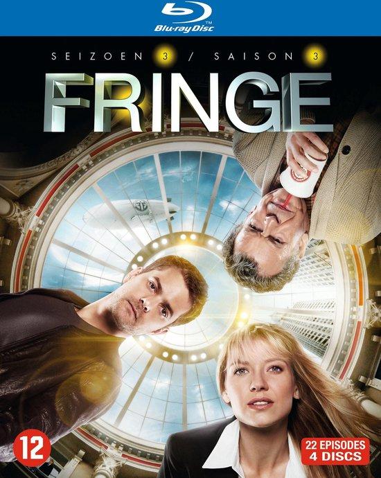 Cover van de film 'Fringe'