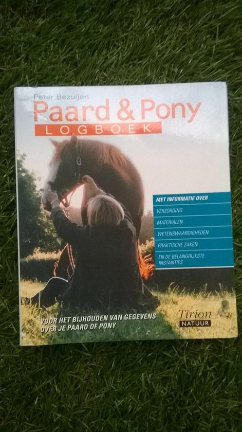 Paard & Pony Logboek - Peter Bezuijen pdf epub