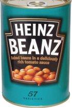 Kameleon safe - verborgen geheime kluis - Blik Heinz bonen in tomatensaus