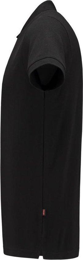 Tricorp 201012 Poloshirt Slimfit 210 Gram Zwart maat 5XL