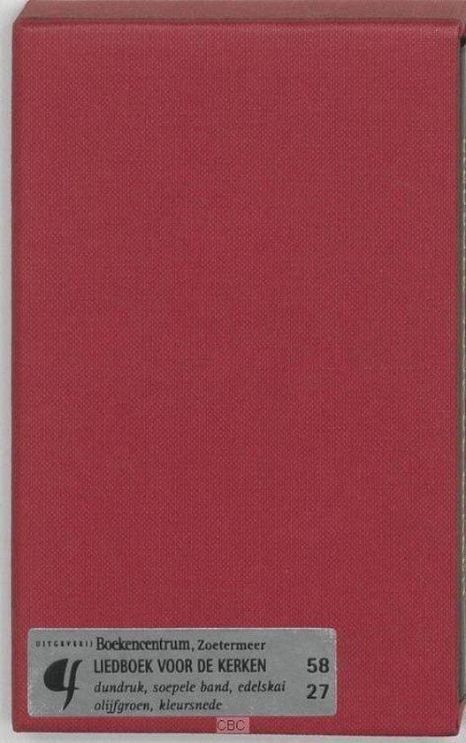 Bijbel Statenvertaling (Lilliput) Psalmen (ob)+12 Gezangen (niet ritmisch) / kunstleer, goudsnede, blauw - 5X15 Cm - Dundruk 9  