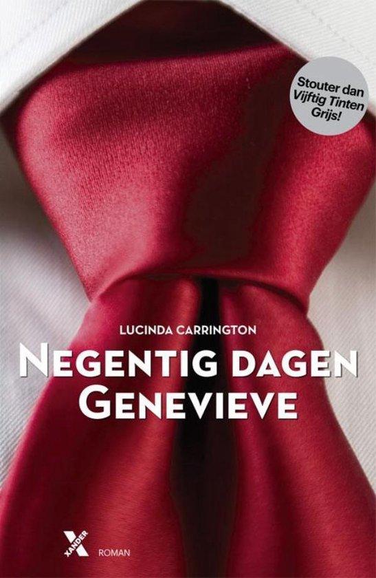 Negentig dagen Genevieve - Lucinda Carrington |