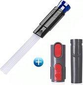 Stofzuigermondstuk Set Voor Dyson V6/V7/V8/V10/V11 Zuigmond Opzetstuk - Stofzuiger Mondstuk Borstel - Opzetborstel Met Adapter