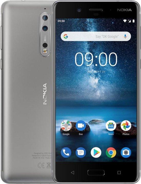 Nokia 8 - 64GB - Grijs