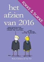 Fokke & Sukke - Het afzien van 2016