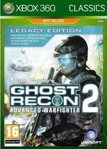Ubisoft Tom Clancy's Ghost Recon Advanced Warfighter 2: Legacy Edition (Xbox 360) video-game