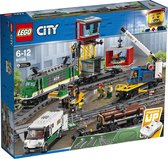LEGO City Treinen Vrachttrein - 60198