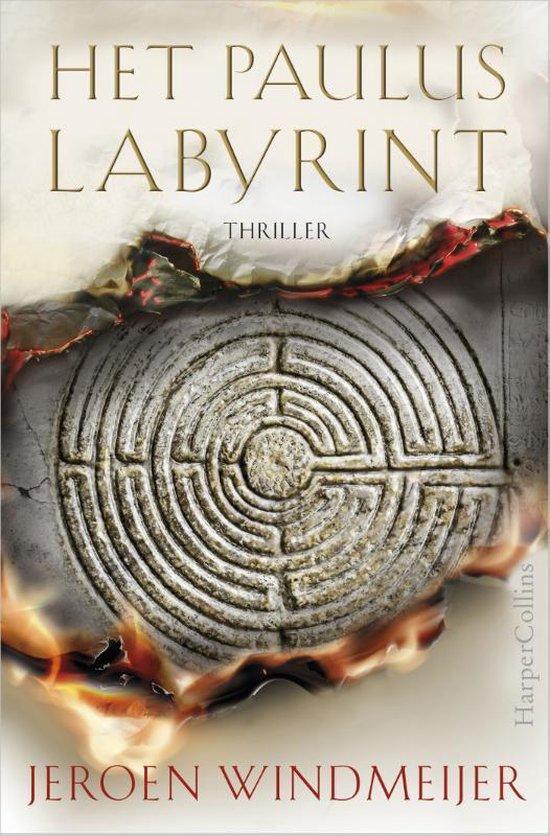 Boek cover Het Pauluslabyrint van Jeroen Windmeijer