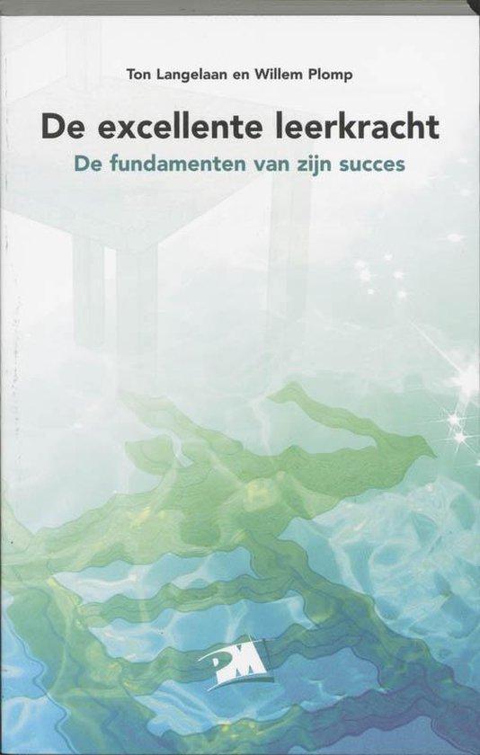 De Excellente Leerkracht - T. Langelaan pdf epub