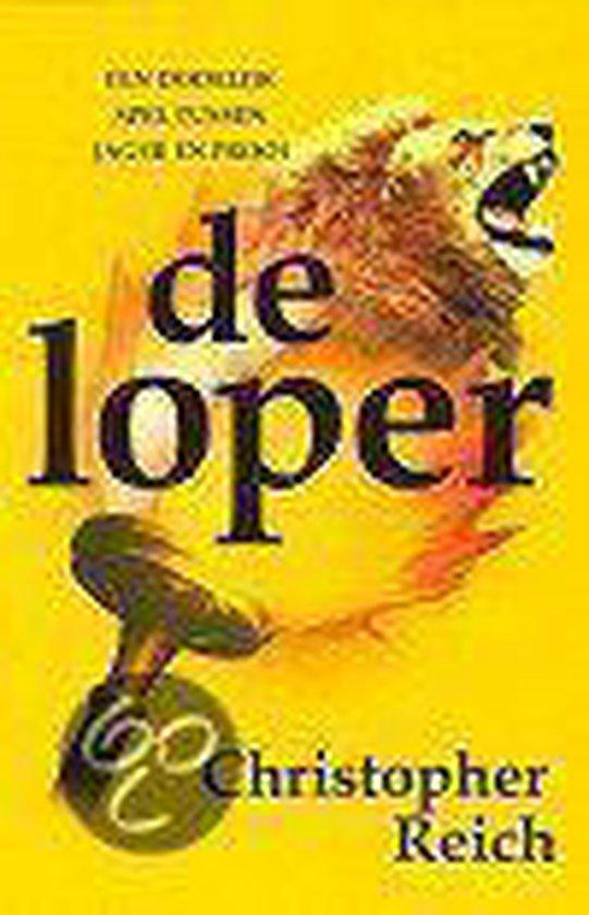 Cover van het boek 'De loper' van Christopher Reich