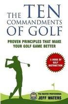 The 10 Commandments of Golf