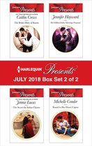Harlequin Presents July 2018 - Box Set 2 of 2
