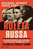 Boek cover Roleta Russa van David Corn
