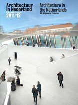 Boek cover Architecture in the Netherlands Yearbook 2011-12 van nvt (Paperback)
