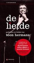 CD cover van De liefde van Toon Hermans