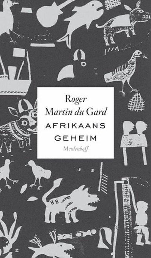 Afrikaans geheim - Rogier Martin du Gard |